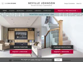 Nevillejohnson.co.uk Voucher Codes